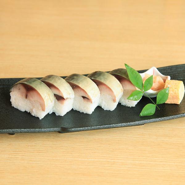 鯖寿し 5 切れ盛り