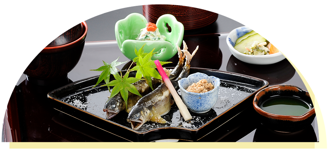 里山レストラン「天空」